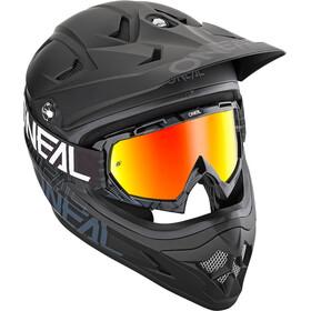 O'Neal B-10 Goggles, pixel black/white-radium